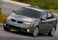 2010 Kia Forte, Front Right Quarter View, exterior, manufacturer