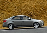 2010 Kia Forte, Right Side View, manufacturer, exterior