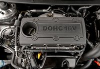 2010 Kia Forte, Engine View, engine, manufacturer