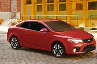 2010 Kia Forte Koup, Front Right Quarter View, manufacturer, exterior