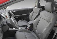 2010 Kia Forte Koup, Interior View, interior, manufacturer