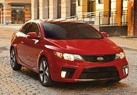 2010 Kia Forte Koup, Front Right Quarter View, exterior, manufacturer