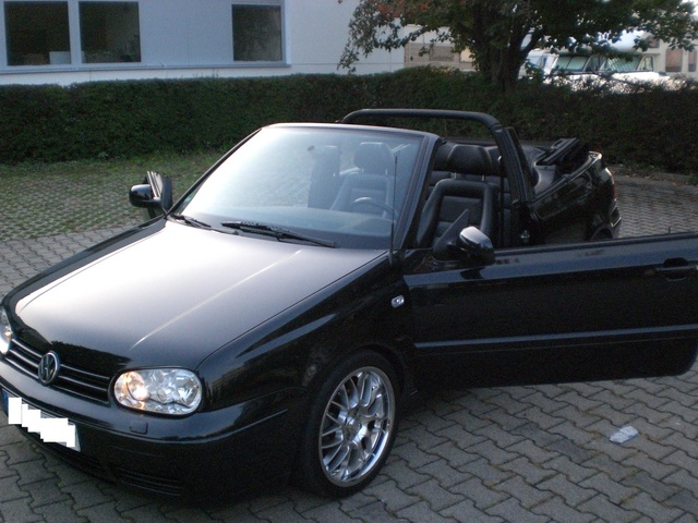 2001 Volkswagen Cabrio - Overview - CarGurus
