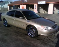 Picture of 2001 Ford Taurus SE, exterior, gallery_worthy