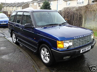 1996 land rover range rover pictures cargurus - Land rover garage near me ...