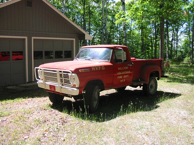 Picture of 1968 Ford F-250, exterior, gallery_worthy