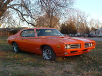 1969 Pontiac GTO Picture Gallery