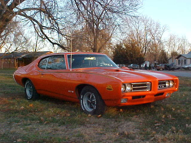 Picture of 1969 Pontiac GTO