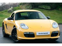 2009 Porsche Cayman Overview