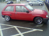 Picture of 1992 Vauxhall Nova, exterior