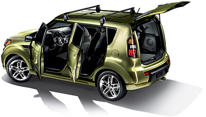 Picture of 2010 Kia Soul