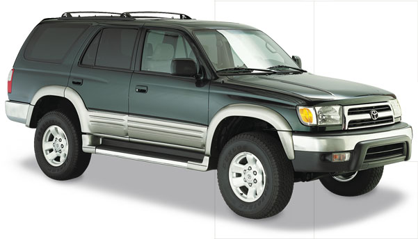 1997 Toyota 4Runner 4 Dr Limited 4WD SUV picture