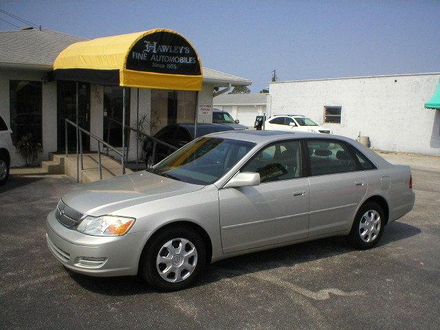 2002 Toyota Avalon