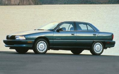 Picture of 1996 Oldsmobile Achieva 4 Dr SL Sedan, exterior