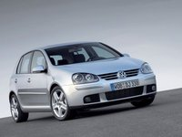 2006 Volkswagen Golf Picture Gallery