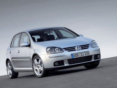 2006 Volkswagen Golf GL 2.0 picture