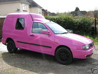 Picture of 1998 Volkswagen Caddy, exterior, gallery_worthy