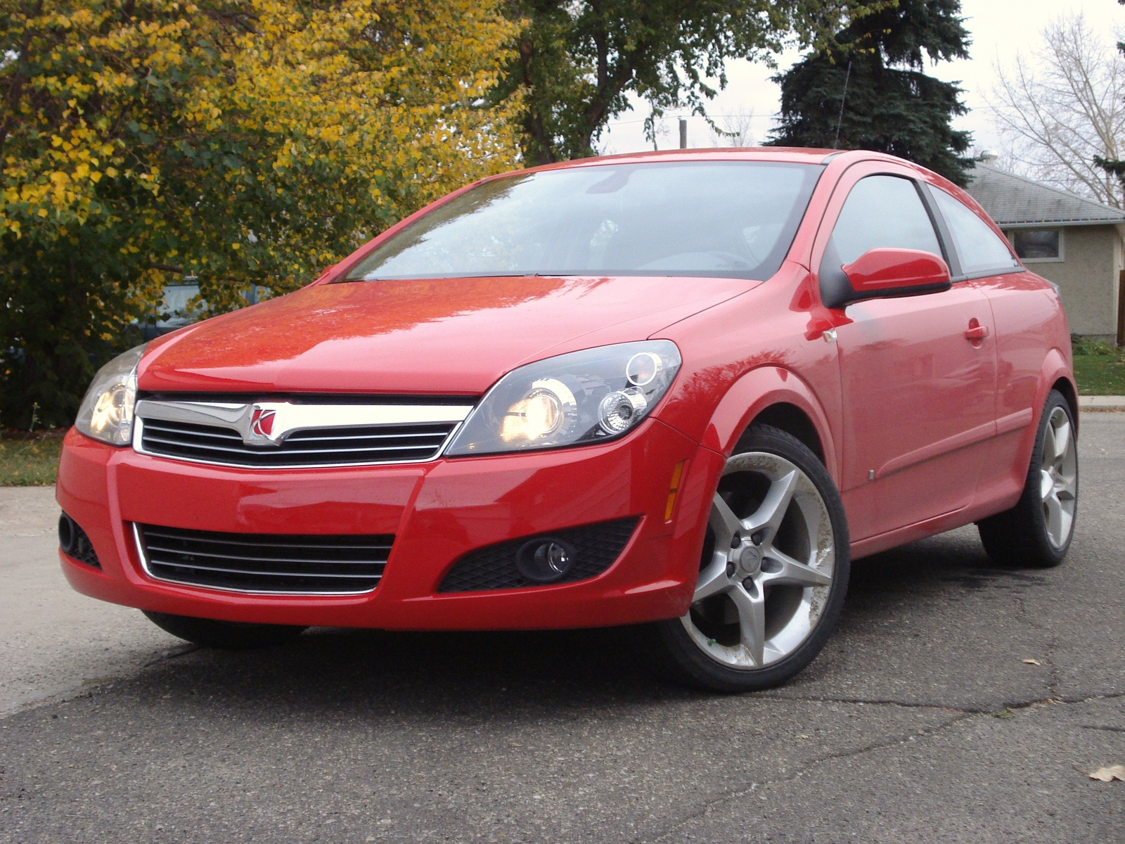 2008 Saturn Astra XR Coupe picture