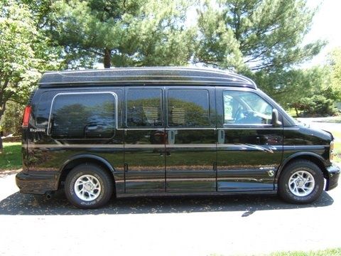 Picture of 1990 Chevrolet Sportvan