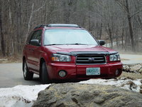 Picture of 2003 Subaru Forester XS, exterior, gallery_worthy
