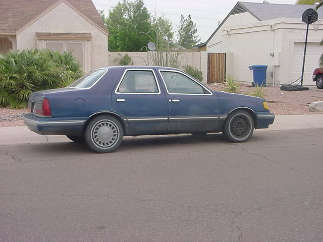 Picture of 1984 Mercury Topaz, exterior, gallery_worthy
