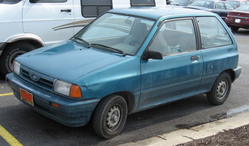 Picture of 1988 Ford Festiva