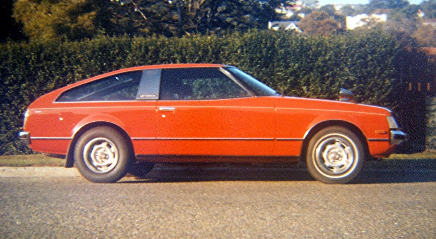 Picture of 1978 Toyota Celica GT liftback, exterior