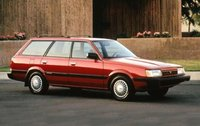 Picture of 1990 Subaru Loyale 4 Dr Turbo Wagon, exterior