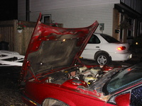 Picture of 1988 Buick LeSabre, engine