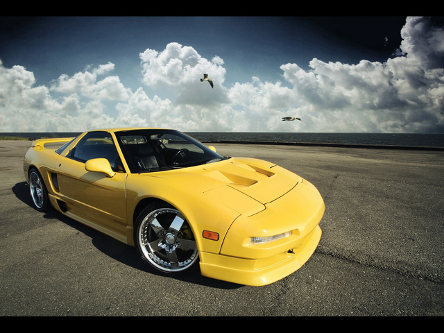 Picture of 1994 Acura NSX