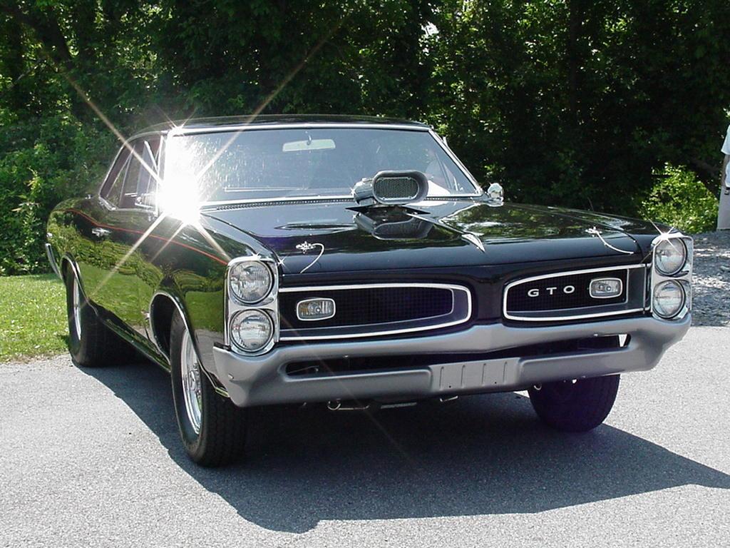 1966 Pontiac Gto Classic Automobiles