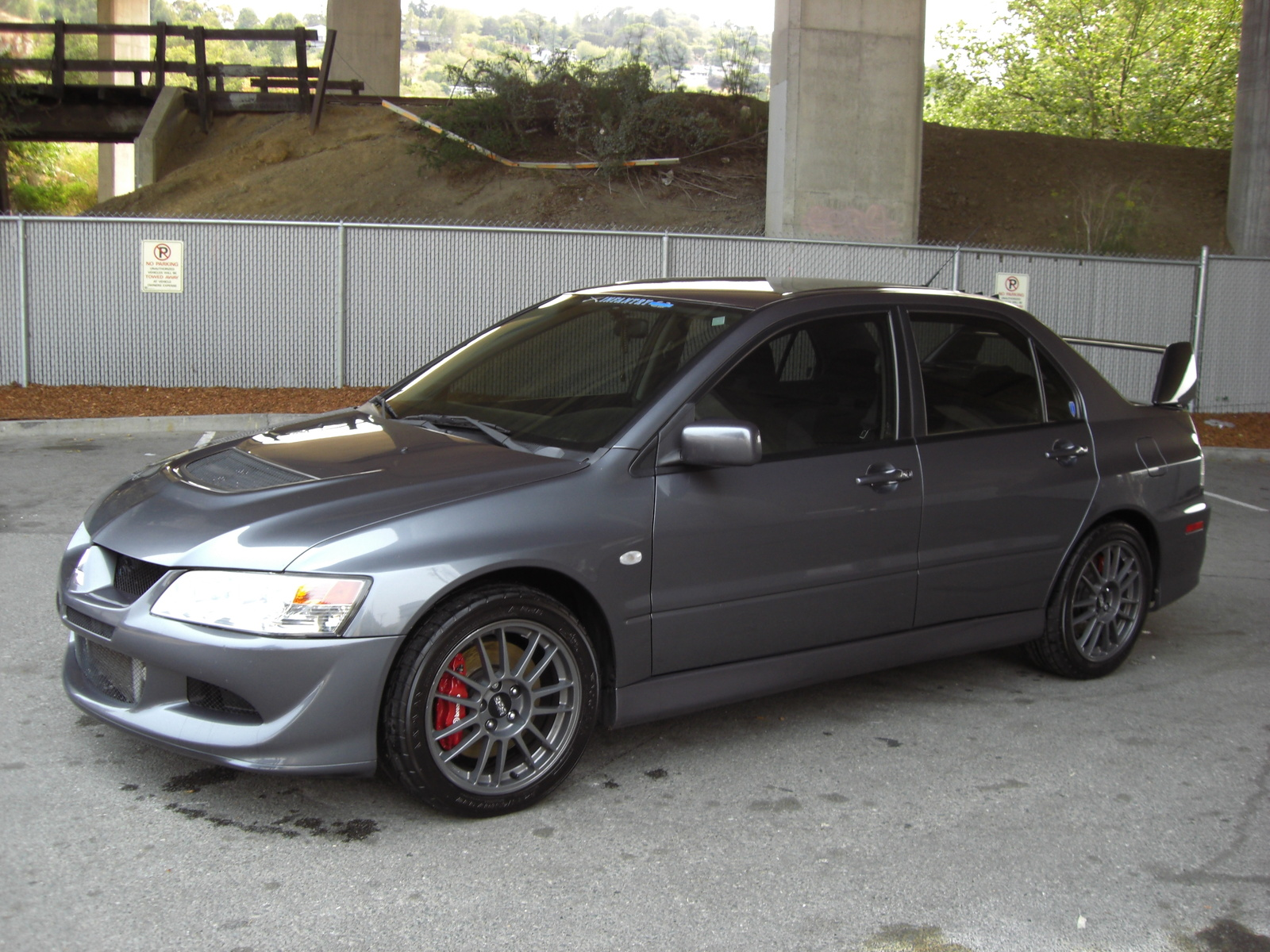 2005 mitsubishi lancer evolution ix fq340 related. Black Bedroom Furniture Sets. Home Design Ideas
