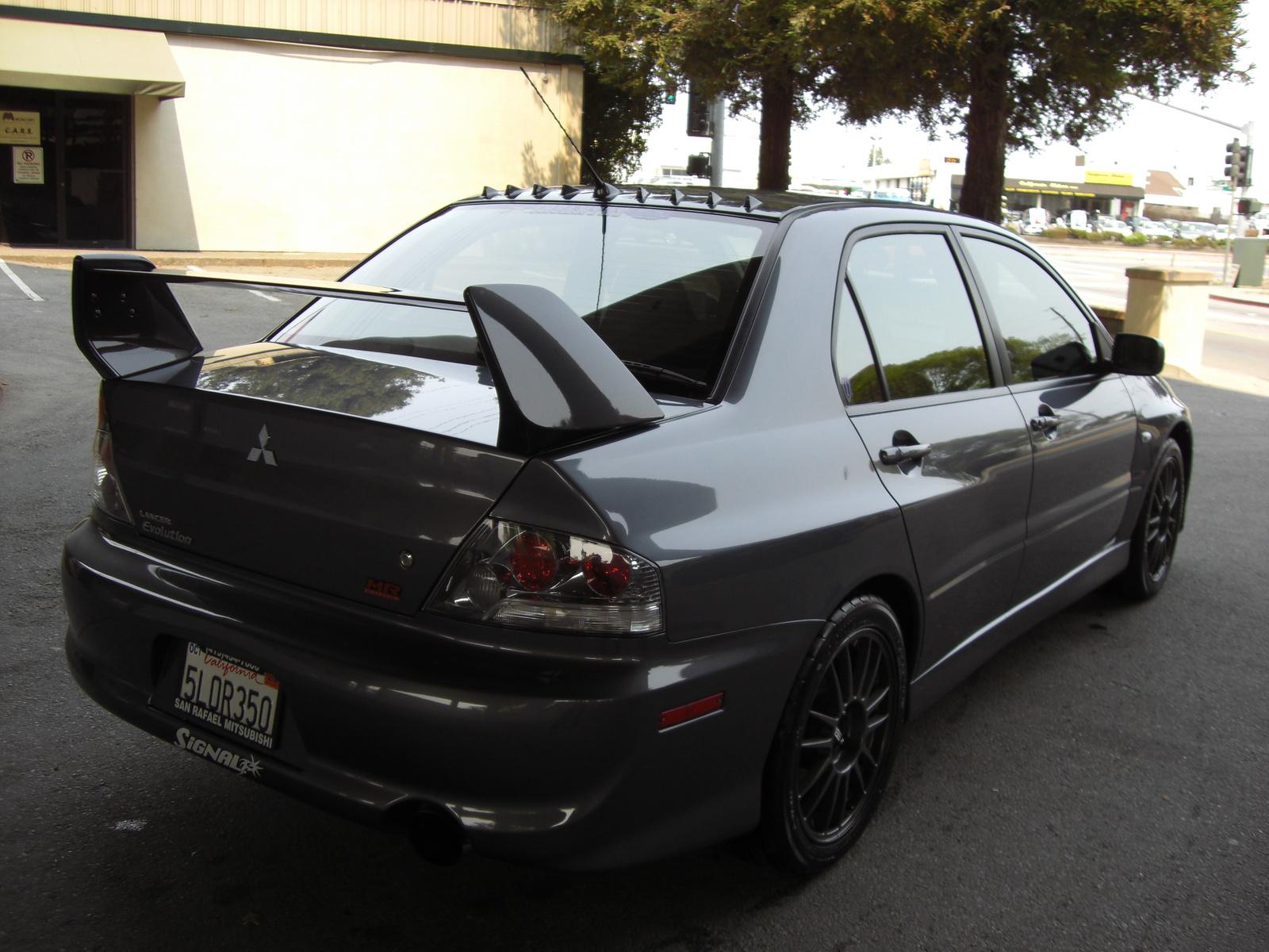 2005 Mitsubishi Lancer Evolution