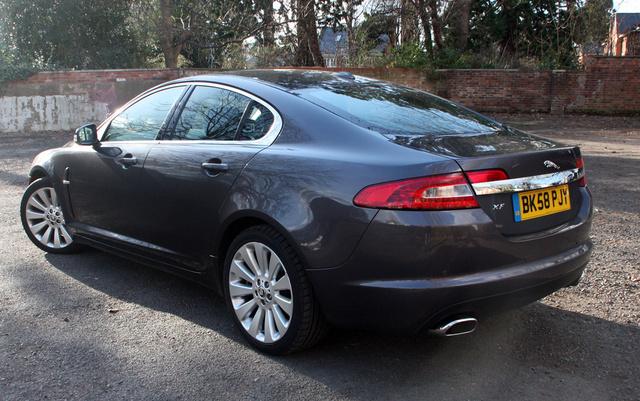 2009 Jaguar XF - Pictures - CarGurus