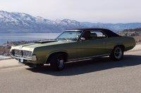 1969 Mercury Cougar, Okanagan Lake In the Back ground, exterior