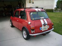 1975 Austin Mini Overview