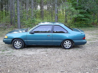 1993 Mercury Topaz Overview