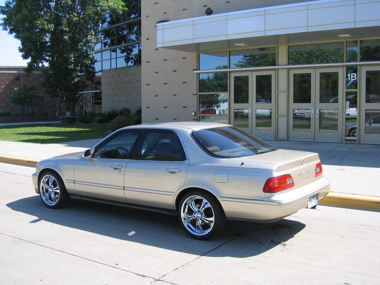 1994 Acura Legend - Pictures - CarGurus