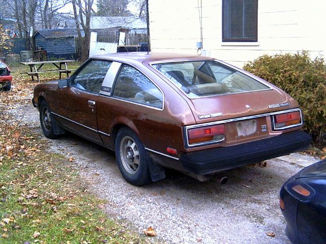 1981 Toyota Supra
