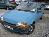 Picture of 1989 Ford Fiesta, exterior
