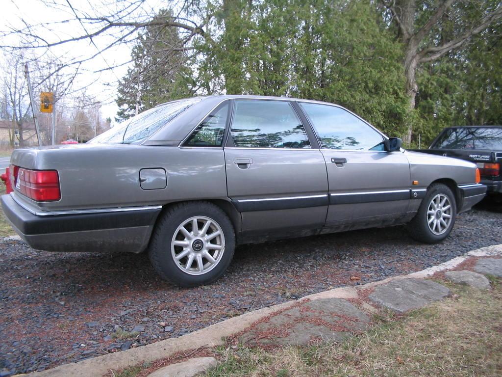 1989 Audi 100 - Overview - CarGurus