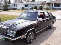 1984 Chrysler New Yorker Overview