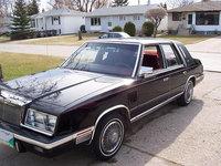 1984 Chrysler New Yorker Overview