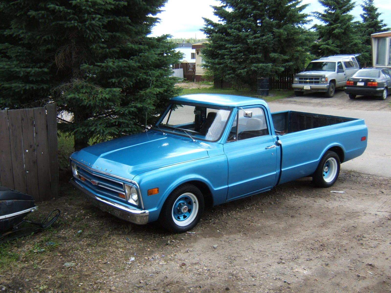 Chevrolet C K 10 Questions Weight Cargurus Chevy Half Ton Pick Up