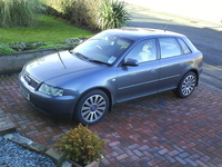 2001 Audi A3 Picture Gallery