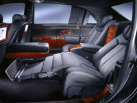 Picture of 2005 Maybach Exelero, interior
