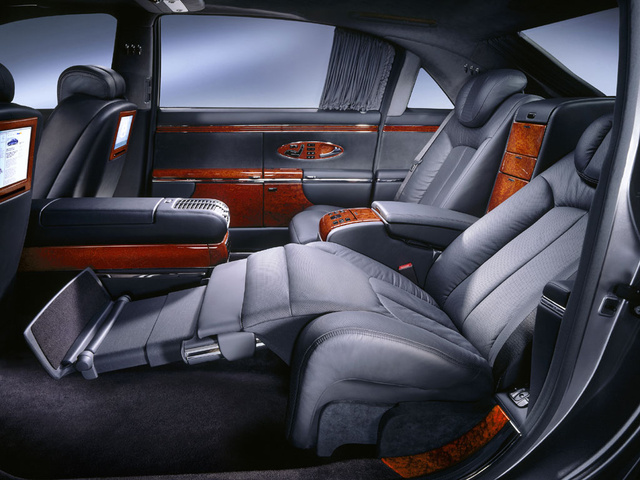 2005 Maybach Exelero  Interior Pictures  CarGurus