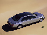 2005 Maybach 62 Overview