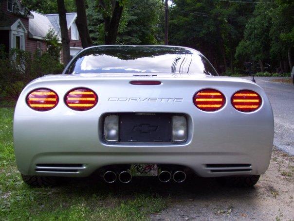 2001 Chevrolet Corvette Z06 picture, exterior