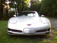Picture of 2001 Chevrolet Corvette Z06, exterior